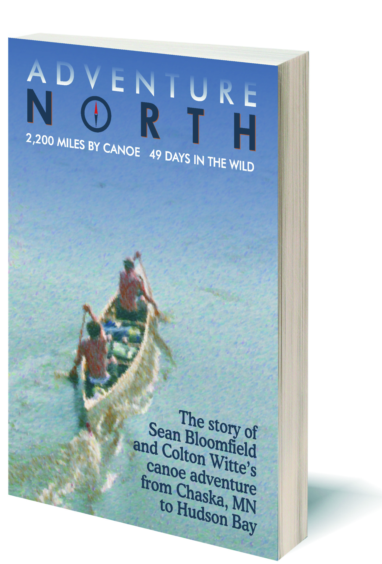 Adventure North cover released